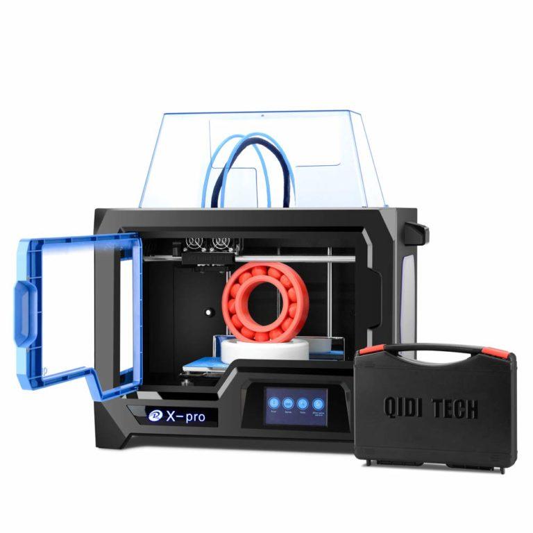 QIDI TECH 3Dプリンター 新モデル タッチスクリーン
