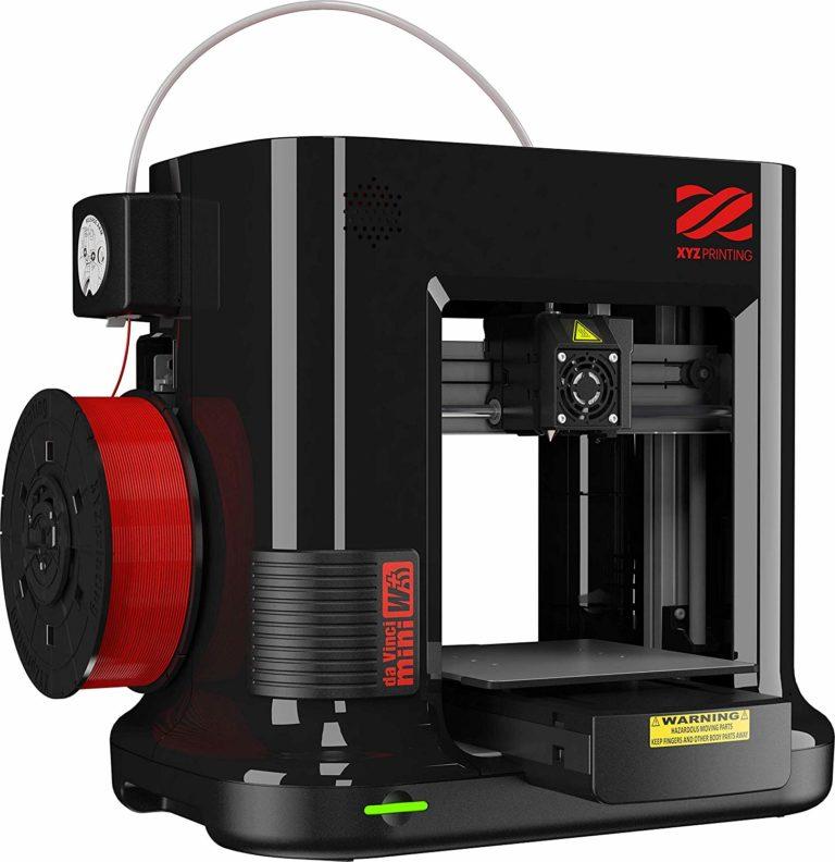 XYZプリンティング 3Dプリンターダヴィンチmini w+ブラック